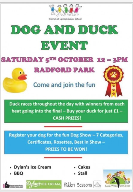 Dog and Duck Event! We are very proud to be a sponsor for this fantastic family event. We will be putting up our large Bell Tent which will host some exciting activities. #eventtent #dogandduck