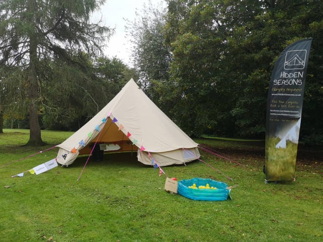 It's duck racing time! If you are in the Liphook area come on down to races your ducks, enter the dog contest and check out the games in our 5 meter bell tent!